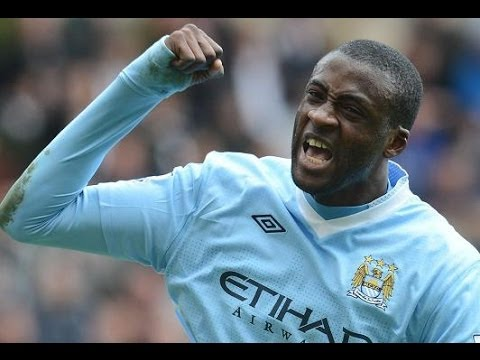 Yaya Touré World Class I Skills & Goals 2013