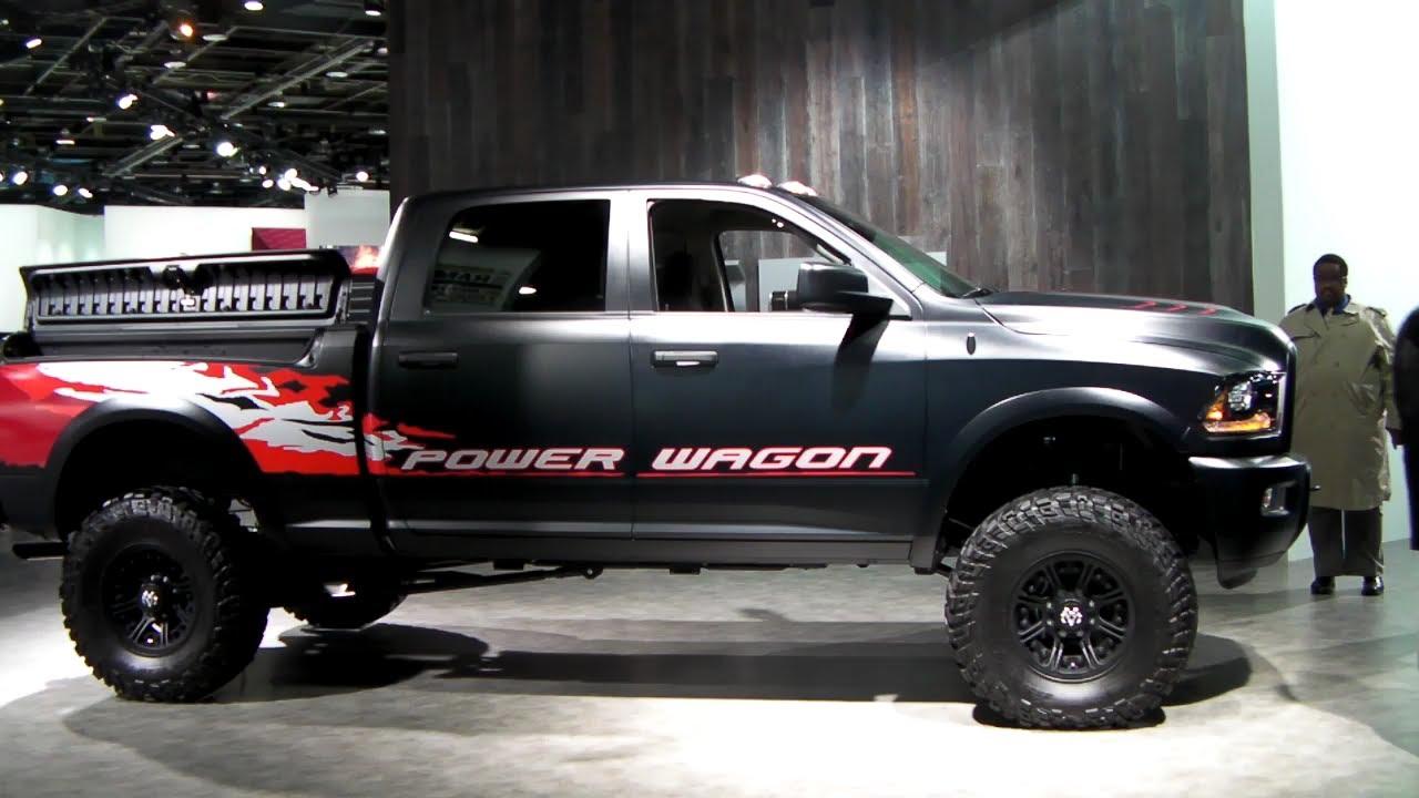 2013 Dodge Ram 2500 Power Wagon - YouTube