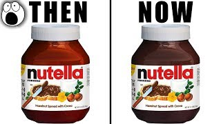 10 Foods They Don't Want You To Know Have Secretly Changed