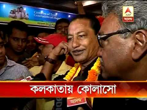 East Bengal's new coach Armando Coloso arrives in  Kolkata