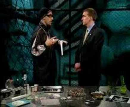 Ali G -Dangerous Drugs USA DEA