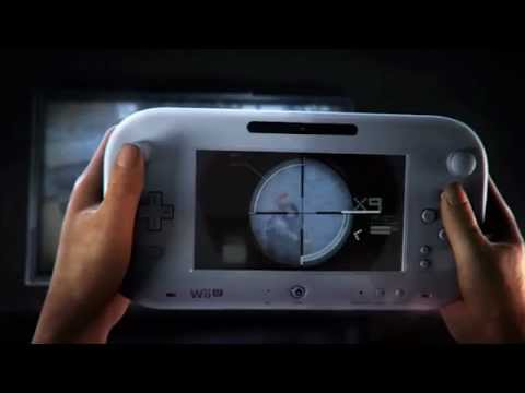 Wii U Virtual Hands-on Experience -qdtu2GQXqzc