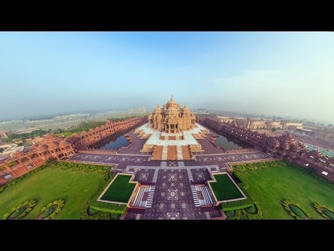 World Biggest Hindu Temple The World Largest Hindu Temple