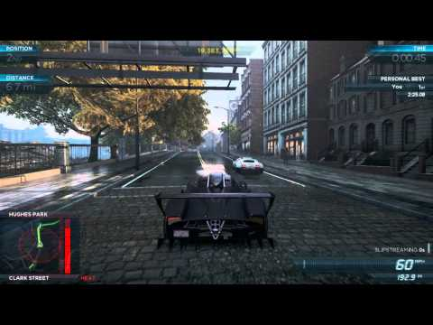 Need For Speed Most Wanted 2012: Pagani Zonda R Full Pro Mods | Most Wanted List #6, #4, #3, & #1