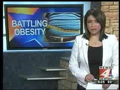 Fitness Porvida on WOAI San Antonio - Battling Obesity with Healthy Cooking