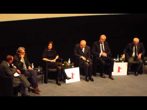 Martin Scorsese - »Untitled New York Review of Books Documentary« - Q&A - February 14, 2014 (2/4)
