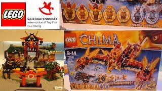 LEGO Summer 2014 Chima, Battle For Ninjago City, And Hero