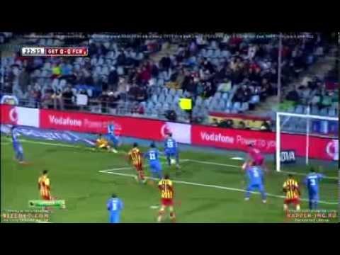 Neymar Horrible Injury | Getafe - Barcelona | Copa del Rey