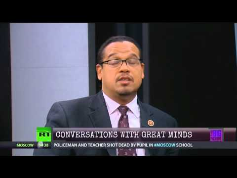 Conversations With Great Minds P1 Rep Keith Ellison My Country