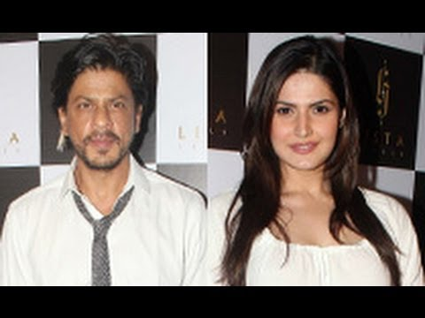 Shahrukh, Zarine Khan, Boman Irani at Lista Jewels Store Launch | Happy New Year | Nikitin Dheer