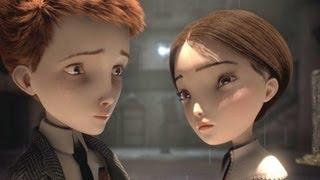 JACK ET LA MECANIQUE DU COEUR Bande Annonce Teaser (Animation - 2014)