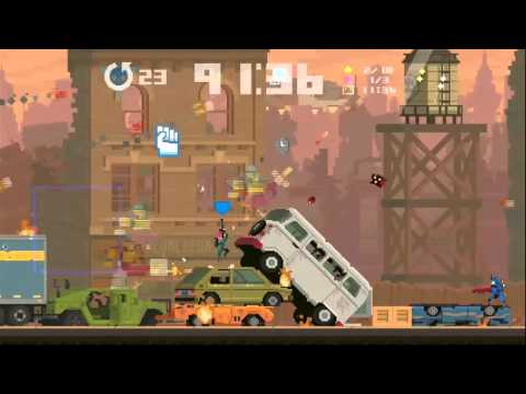 Super Time Force - They Are Looking Achievement Guide (Xbox One)