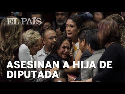 墨西哥议员开会时忽闻女儿被杀 情绪崩溃(视频)