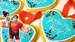Page 1 of comments on WRECK IT RALPH COOKIES - NERDY NUMMIES - YouTube