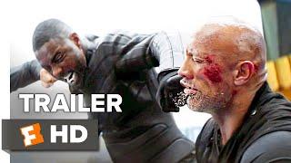 Hobbs & Shaw Trailer #1 (2019)   Movieclips Trailers