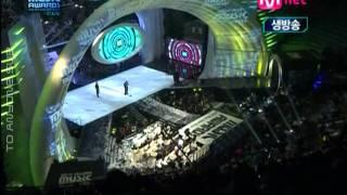 [To Anyone Sub][MAMA 2009] 2NE1 - MV xuất sắc nhất & Ca khúc của năm