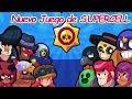 Jugando el nuevo juego Brawl Stars 3 Sigueme en twiiter ElLuiisiitto
