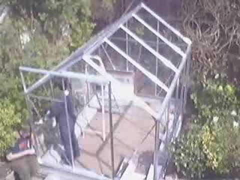 Budowa szklarni