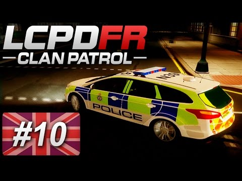 London's Calling Clan - Live Patrol 10 - British Transport Police (GTA IV/MP/1080p HD)