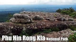 Phu Hin Rong Kla National Park in Phitsanulok