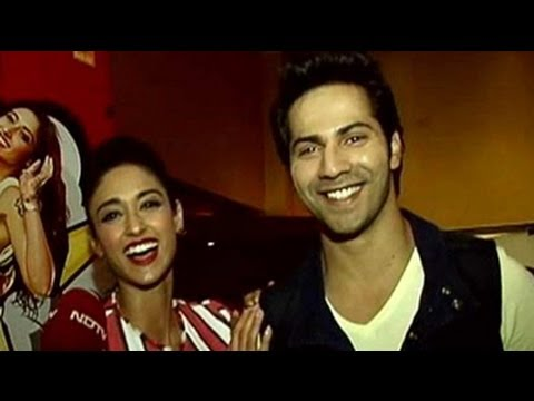 The Hero and Heroine: Varun, Ileana