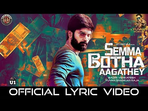 Semma Botha Aagathey  Official Single