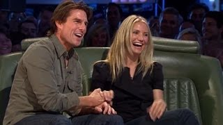 Top Gear - Tom Cruise and Cameron Diaz on track