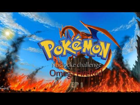 PKM nuzlocke Omega Red Tập 1: khởi đầu gian nan