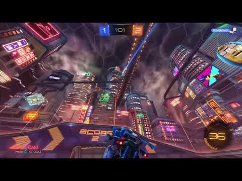 Rocket League - Best goals & Saves - Kotrmelec01