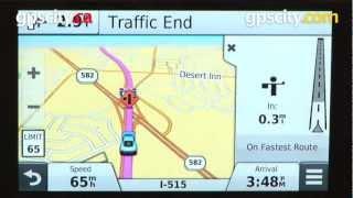 Garmin Nuvi 3597LMTHD: HD Traffic