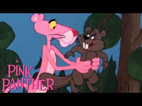 Ružový panter - Panter v lese