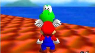 Como Subir Al Techo Del Castillo En Mario 64