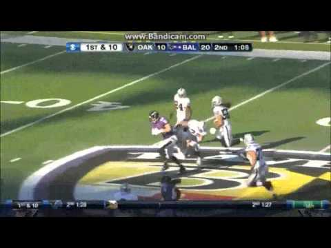 Ravens' Dennis Pitta Returns From Injury--2012 Highlights--Why We Missed Him