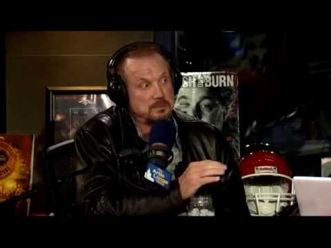 The Artie Lange Show - Diamond Dallas Page (in-studio) Part 1