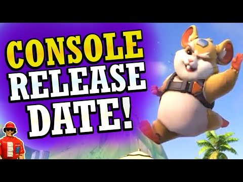 Hammond Official Release Date & Possible Summer Games 2018 Teaser (Overwatch News)