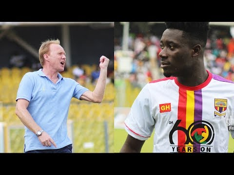 VIDEO: The Beautiful Game- Hearts of Oak star Winful Cobbinah and coach Frank Nuttall