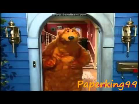 The Bear in the Big Blue House YTP Collab