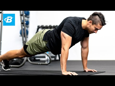Upper Body Strength | Full-Body Muscle-Building Home Workouts