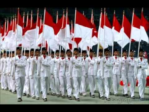 Indonesia Raya (National anthem of Indonesia) -qfPlpSUhXsc