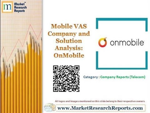 Mobile VAS Company and Solution Analysis: OnMobile