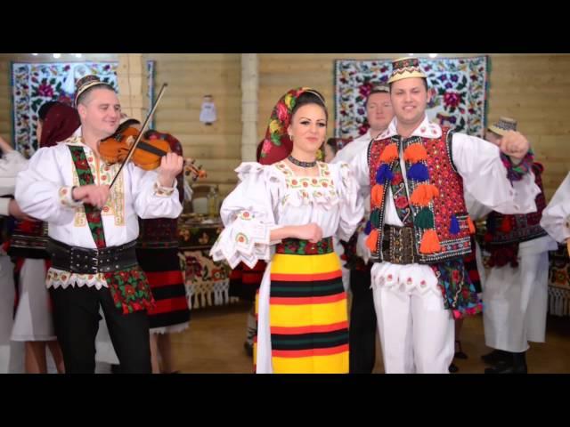 Anisoara Rad si Mihaita Fodorut  -  Glasu'  mandru a ceterii