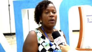 CONGRESSO REGIONAL DE ADOLESCENTES - ENTREVISTA CONSELHEIRA E DIRETOR