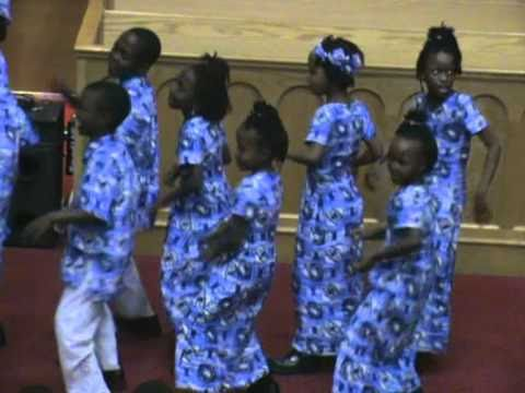 Hallelujah - Mwamba Rock Choir (2007)