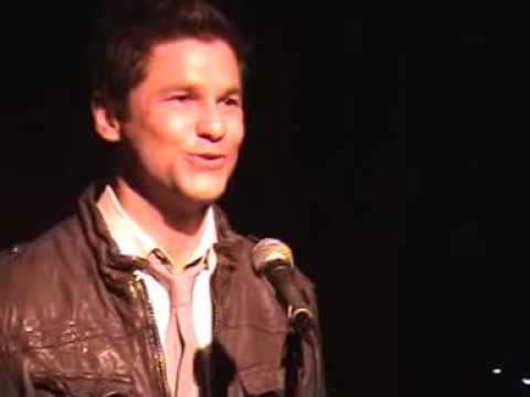Goodnight sung by David Burtka at Scott Alans Birdland Concert, April 12th, 2010