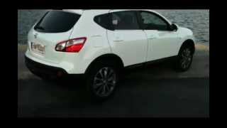 Nissan Qashqai Tekna White Version