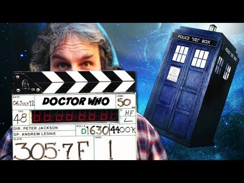 Peter Jackson Directing Doctor Who Series 8