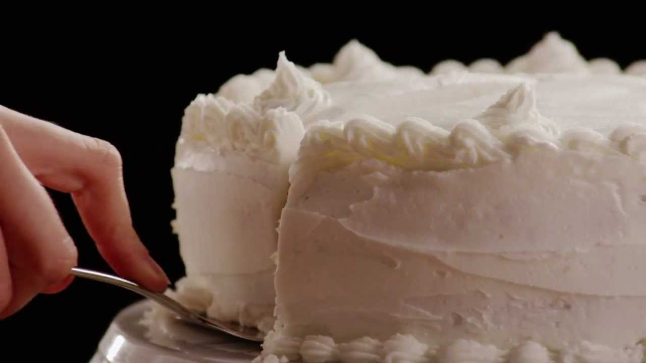 White Cake Recipe Heavenly