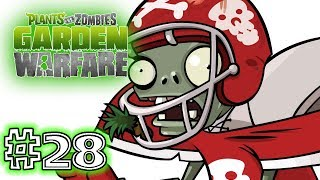 Plants Vs. Zombies - GARDEN WARFARE - PART 28 - BACK ATTACK! (HD GAMEPLAY)