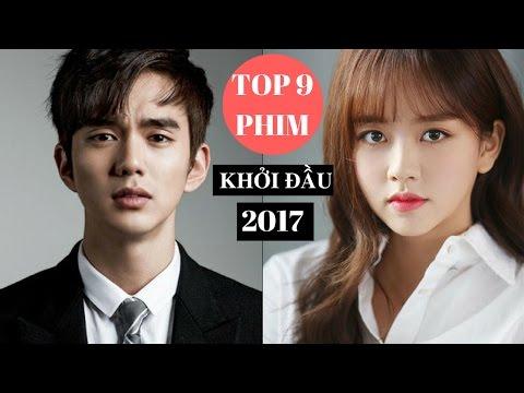Top 9 bộ phim Hàn Quốc được mong đợi khởi đầu cho năm 2017