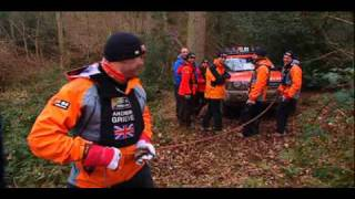 Fifth Gear Land Rover G4 Challenge (Pt1)